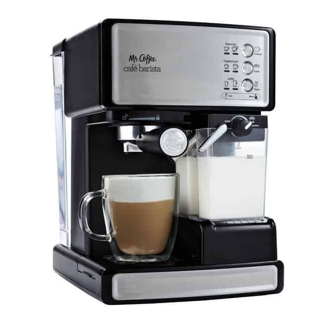 Mr. Coffee Cafe Barista BVMC ECMP1000