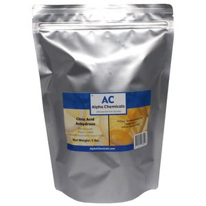 Alpha Chemicals Citric Acid Food Grade