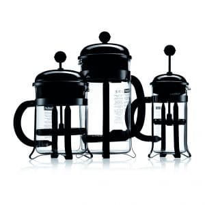 Bodum Chambord Cup Sizes