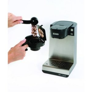 Bunn My Cafe Mcu Single Cup Coffee Brewer Review Coffeeble