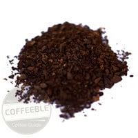 Coarse Grind Of Coffee Beans