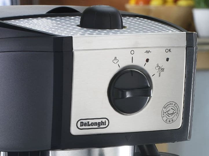 De'Longhi EC155 Display