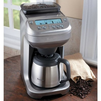 Breville BDC600XL BPA-Free Drip Coffee Maker With Grinder