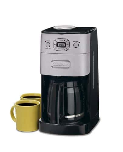Cuisinart DGB-625BC Grind And Brew 12-Cup Automatic Coffee Maker