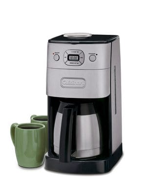 Cuisinart DGB-650BC Grind And Brew 10-Cup Automatic Coffee Maker