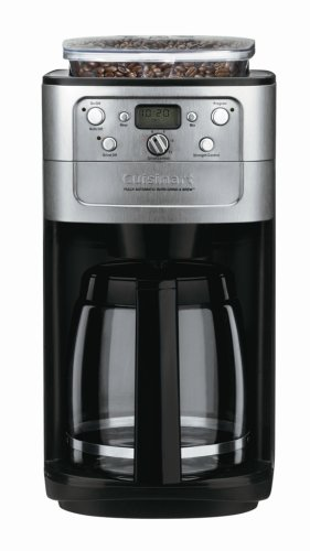 Cuisinart DGB-700BC Grind And Brew 12-Cup Automatic Coffee Maker