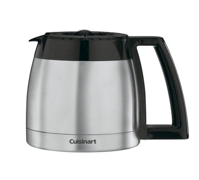 Dual Layer Stainless Steel Thermal Carafe for Cuisinart DGB-900BC Coffee Maker With Grinder