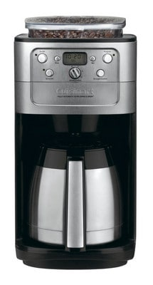 Cuisinart DGB-900BC Grind And Brew Thermal 12-Cup Automatic Coffee Maker