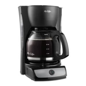 Mr. Coffee CG13 BPA Free Drip Coffee Maker