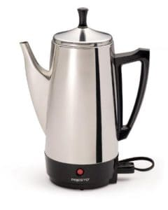 Presto 02811 12 Cup Stainless Steel Percolator