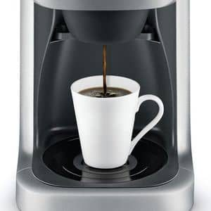 Breville BDC650BSS Grind Control with Coffee Cup