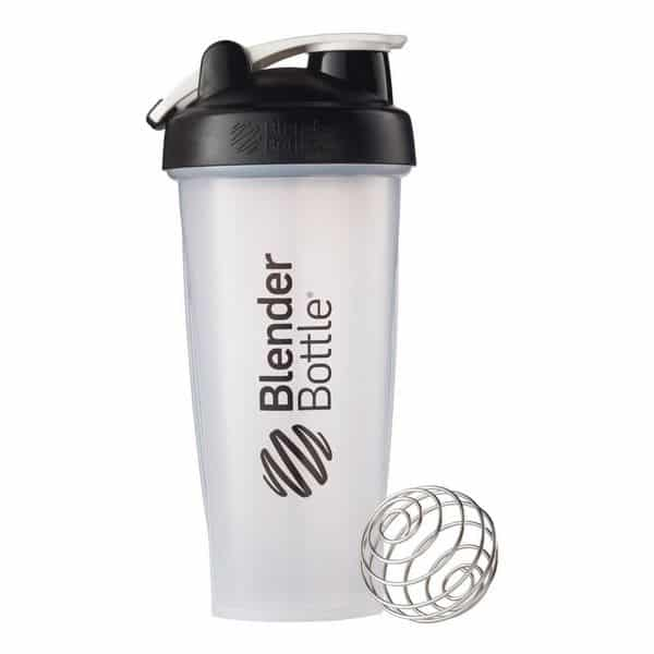 blenderbottle with patented blenderball
