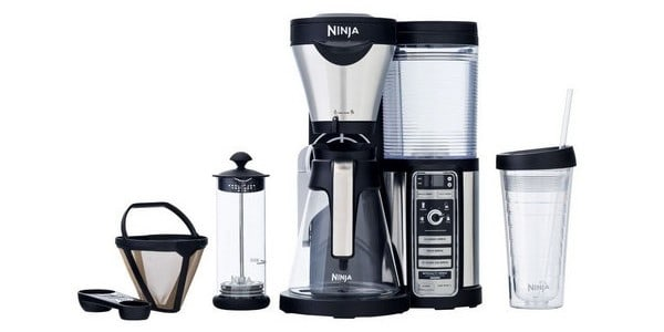 Ninja Coffee Bar Brewer CF080Z accessories