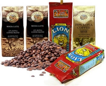 5 bags mix and match coffee club hawaii coffee company