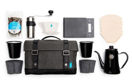 bluebottle coffee travel kit