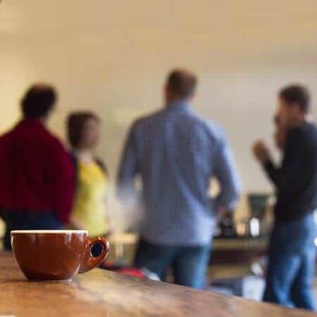 clive coffee barista training class