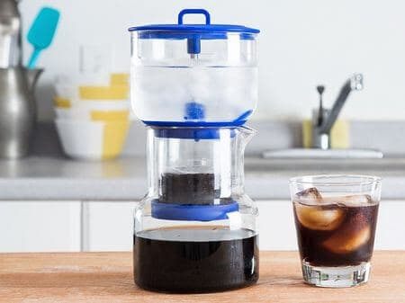 bruer slow cold brew coffee maker