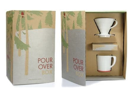 Intelligentsia pour over gift box