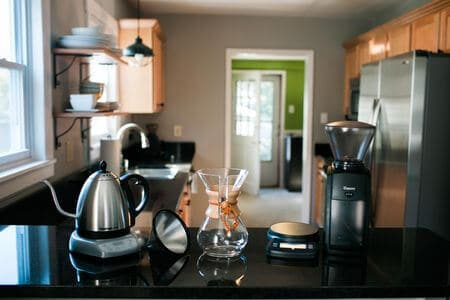ultimate home manual coffee brewing kit