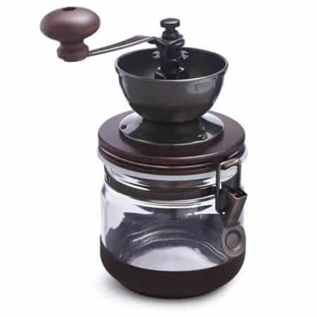 hario manual ceramic coffee grinder