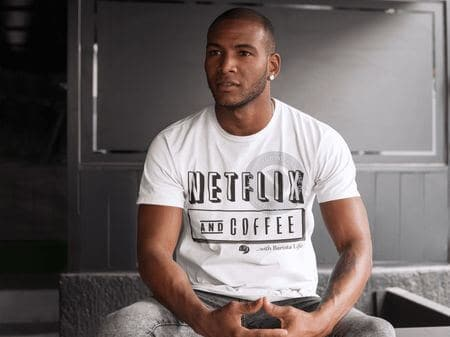 netflix and coffee shirt