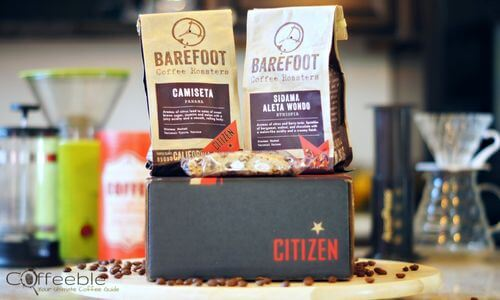 Citizen Bean Coffee Subscription