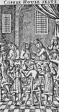 london coffee house of seventeenth century