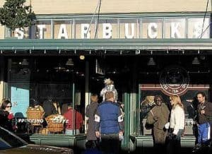 first starbucks in seattle 1972