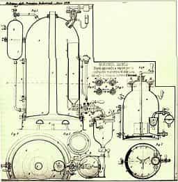 Espresso machine first patent angelo moriondo