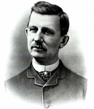 james a folger - founder of folgers coffee