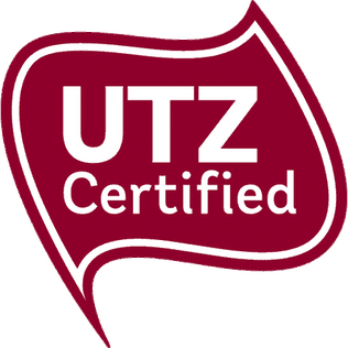 UTZ Certified certification logo