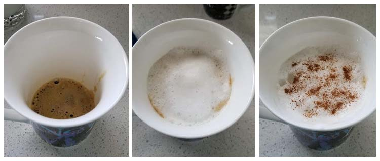 An image showing final three step to perfectly craft your drink