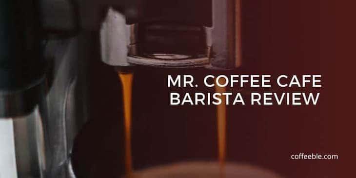 a closeup photo of the cafe barista