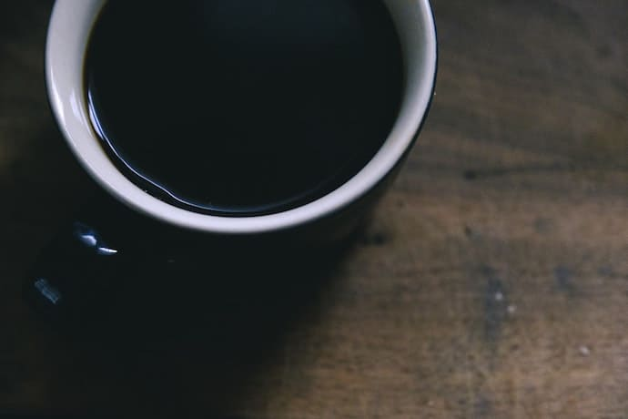a review of the cup of clean black coffee created with the Breville YouBrew