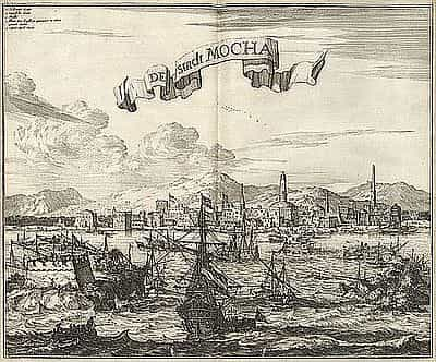 an illustration of the City of Mocha