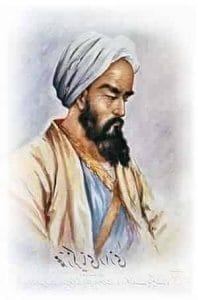 arabian doctor Rhazes