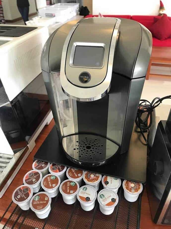 keurig K575 2.0 review with kcups