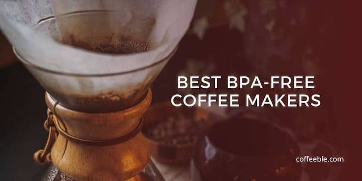 a chemex, which is one of the best bpa coffee makers on our list