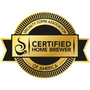 SCAA logo - Speciality Coffee Association Of America