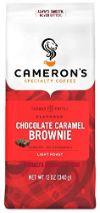 Cameron's Coffee Chocolate Caramel Brownie