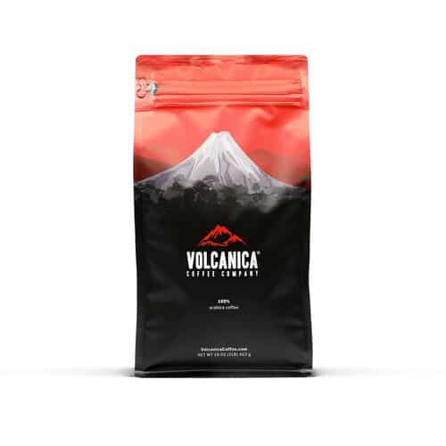 Volcanica Coffee Decaf Blend –