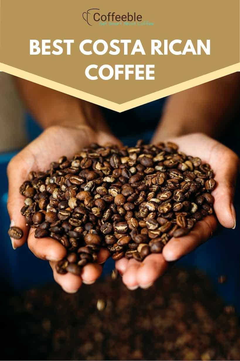 Pinterest image for Best costa rican coffee