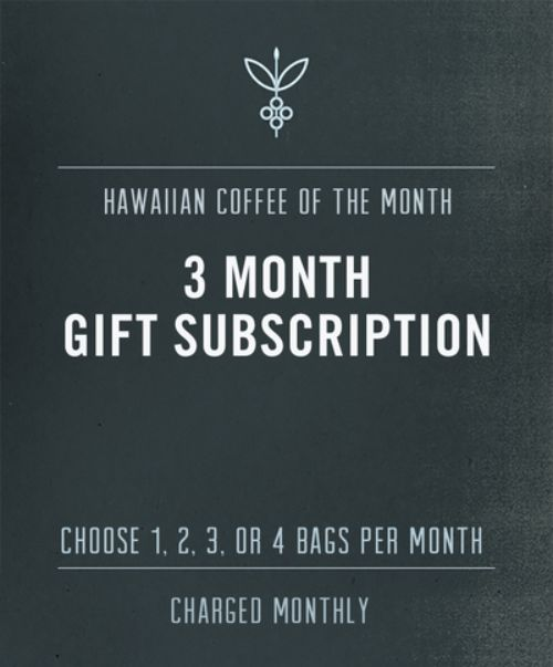 Big Island Coffee Roasters Coffee Club - Best Subscription