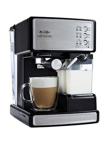 Mr. Coffee Cafe Barista BVMC-ECMP1000 Latte & Cappuccino Maker