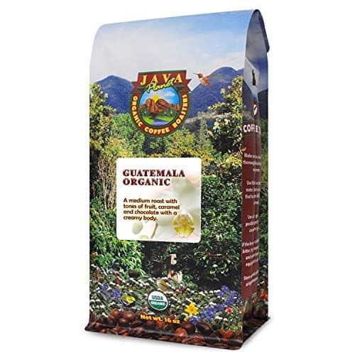 Java Planet, Guatemalan Organic Coffee Beans