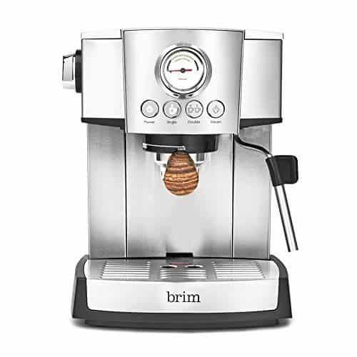 Brim 15 Bar Espresso Machine