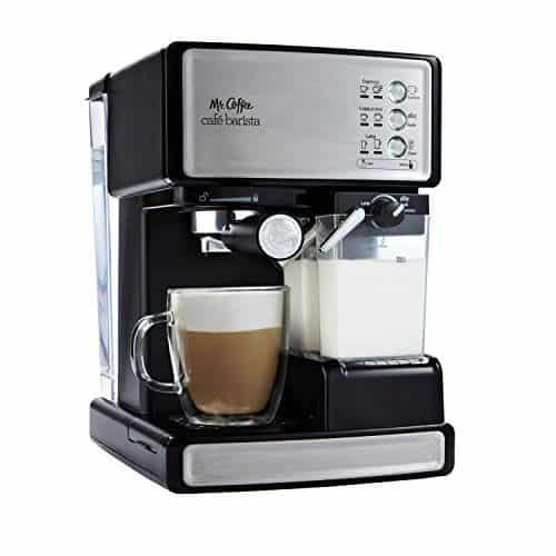 Mr. Coffee Cafe Barista