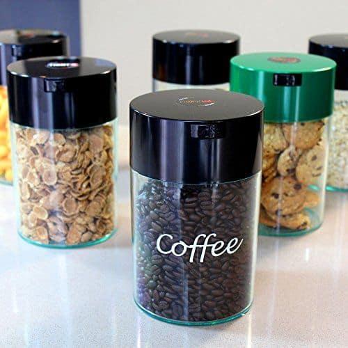 Coffeevac Canister